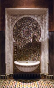 Moroccan Fountains